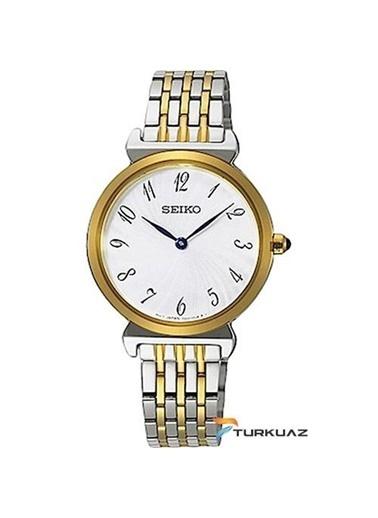 Seiko Sfq800P1 Kadın Kol Saati Renkli